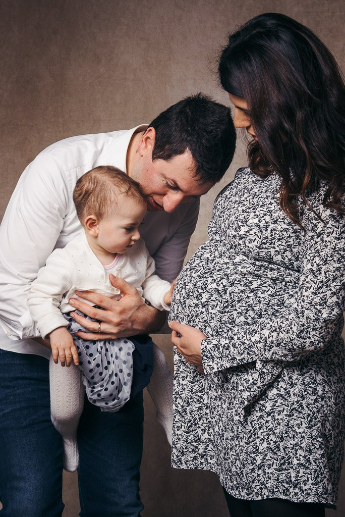 Fotografo famiglia gravidanza bambini Milano Stefano Pedrelli