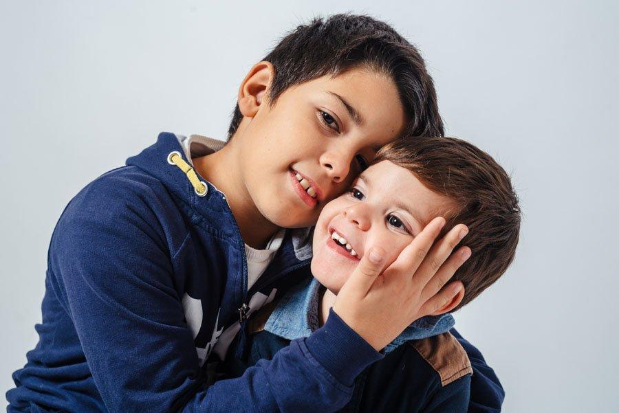 Fotografo bambini famiglia studio Milano Stefano Pedrelli