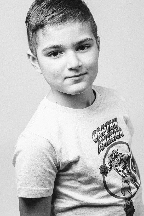 Book fotografico bambini studio Milano Stefano Pedrelli