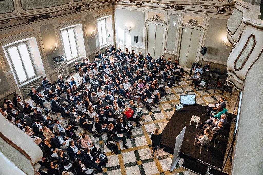 Fotografie eventi conferenza workshop seminario Milano Stefano Pedrelli