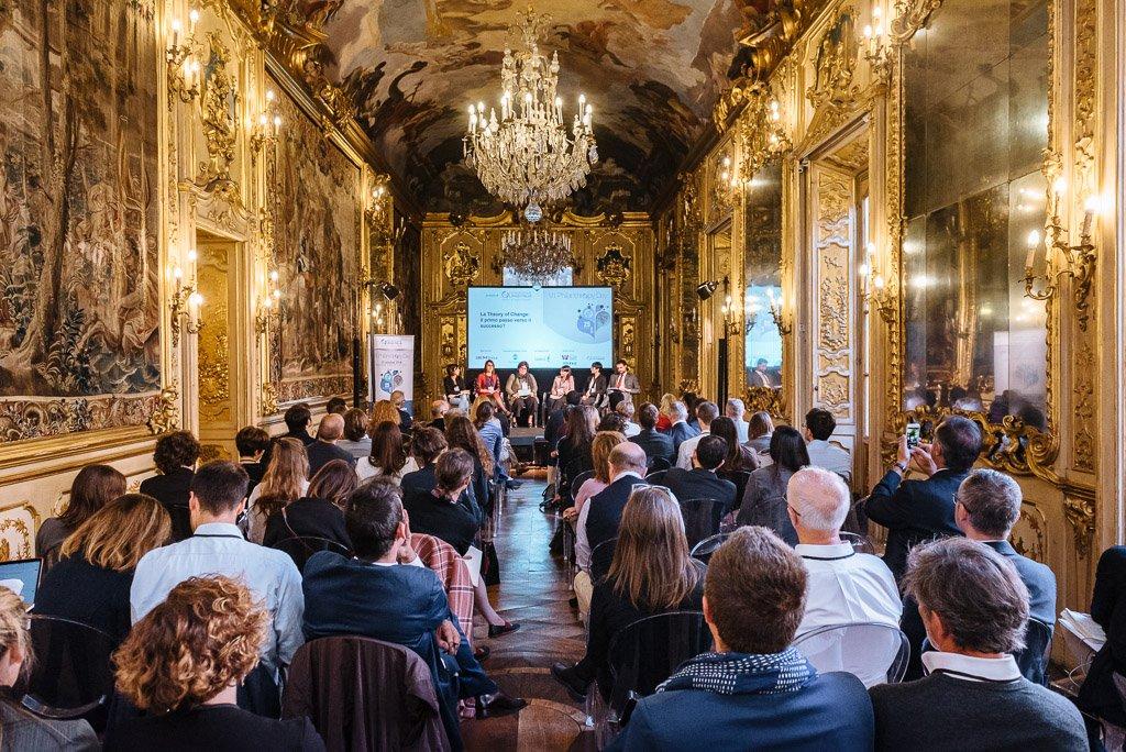 Philantrophy Day 2018 Palazzo Clerici -Fotografie eventi conferenza workshop seminario Milano Stefano Pedrelli