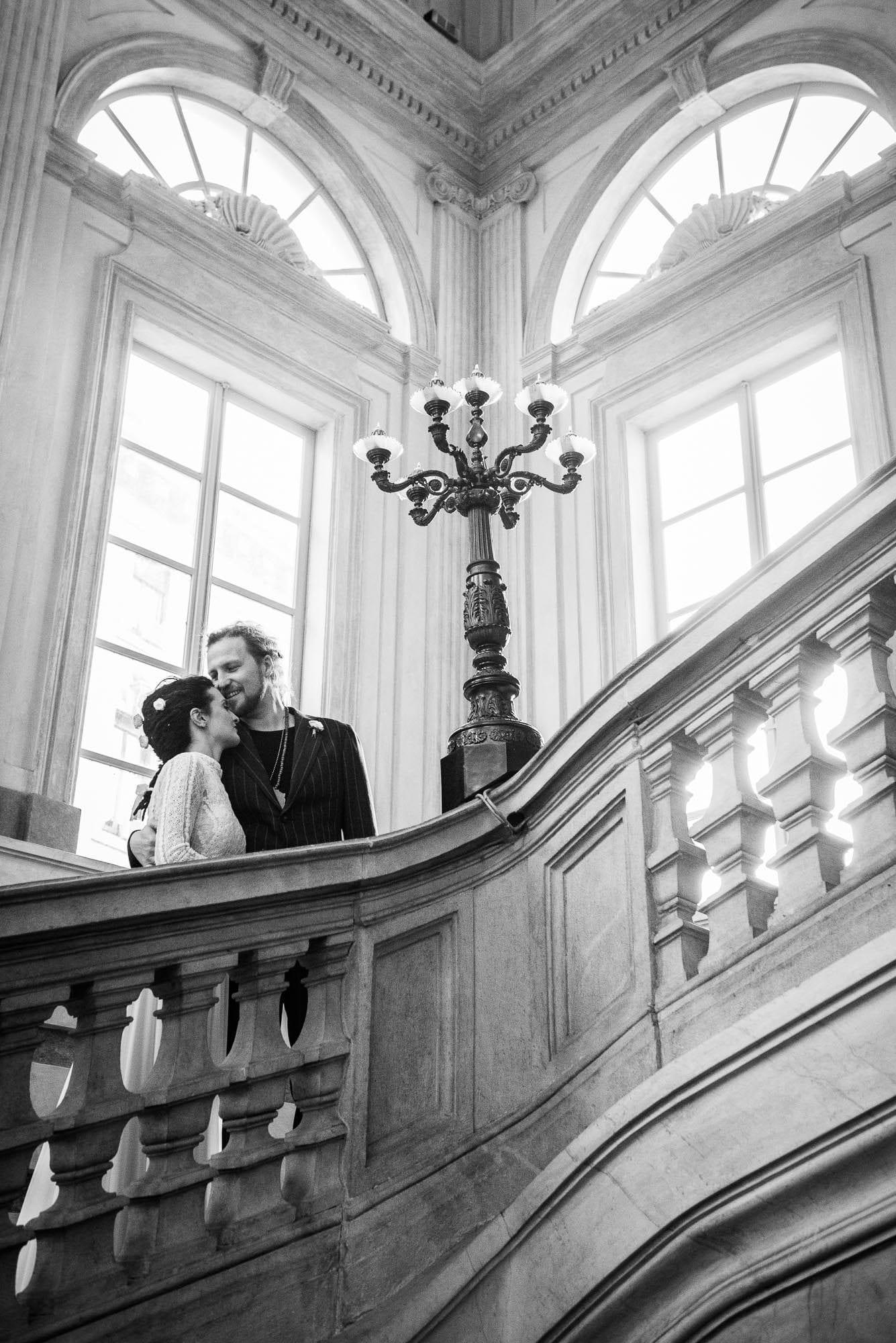 Fotografo Milano matrimonio civile Palazzo Reale Stefano Pedrelli