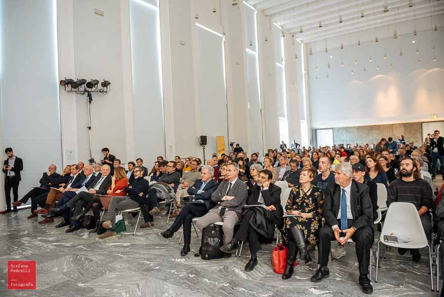 Reportage fotografico evento Vita Non Profit Triennale Milano Stefano Pedrelli Fotografo