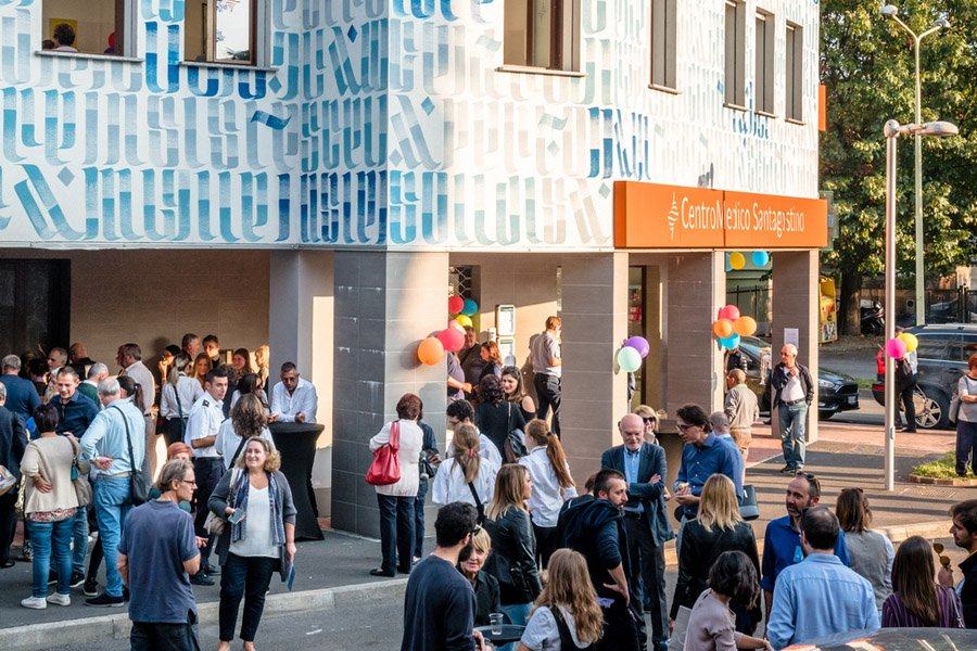 Fotografo corporate eventi Milano Centro Medico Santagostino Stefano Pedrelli