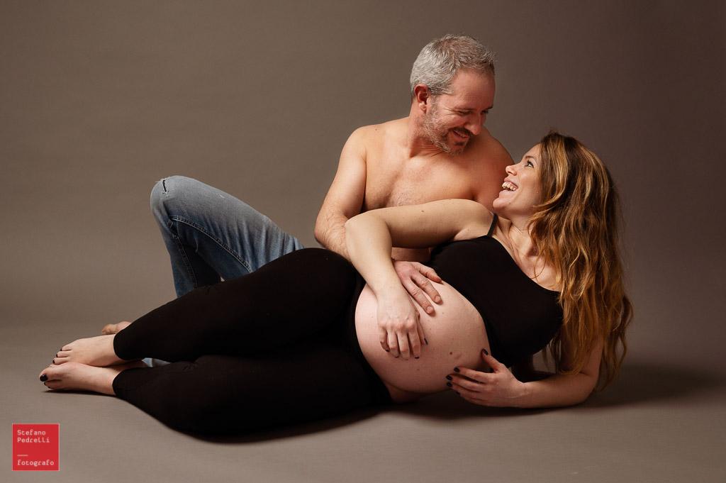 fotografo gravidanza maternita studio esterno milano Stefano Pedrelli