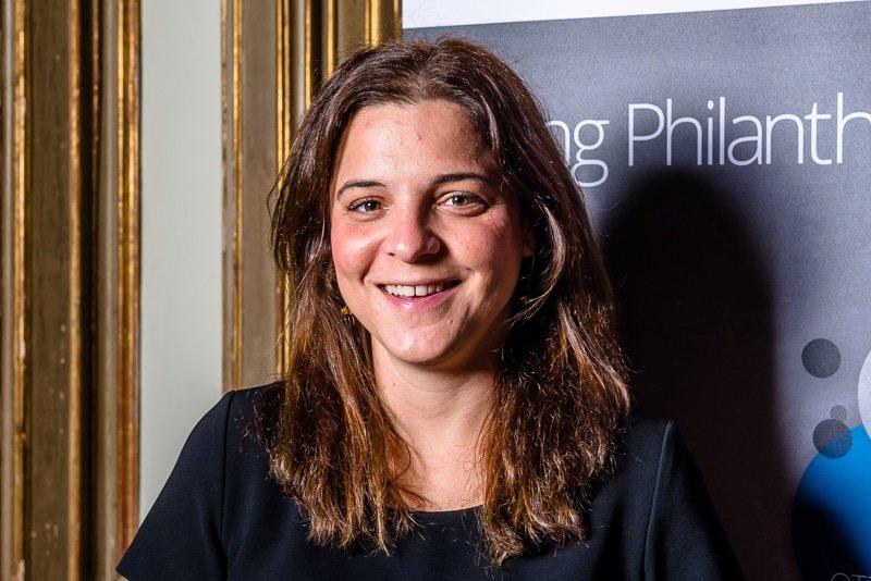 Priscilla Boiardi , Knowledge Centre Director Venture Philanthropy Association Palazzo Clerici Milano Lang Philantrophy Day 2017 - Stefano Pedrelli Fotografo