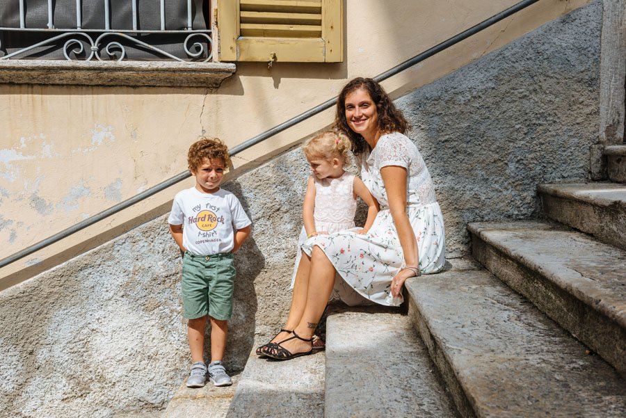 Fotografo bambini Milano servizio fotografico esterno Stefano Pedrelli